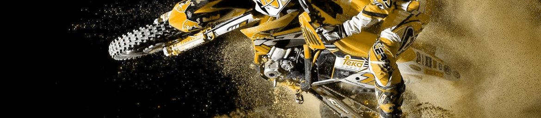 Motorolie-Crossmotoren
