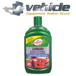 52857 Turtle Wax GL Carnauba Car Wax 500ml