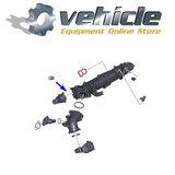 VQP0179N BMW Diesel N57N N57Z Wervelkleppen - Swirl Flaps Verwijder Kit (4)