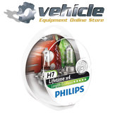 0730538 Philips H7 LongLife EcoVision 12972LLECOS2 2 stuks