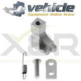 X8R0134 VAG 2.0 TDI P2015 Aluminium Inlaatspruitstuk Wervelkleppen Motor Reparatie Steun (2)