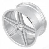 Z-Performance Wheels ZP4.1 19 Inch 9.5J ET40 5x120 Sparkling Silver_