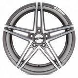 Z-Performance Wheels ZP4.1 20 Inch 9J ET35 5x112 Gun Metal Polished_