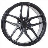 Z-Performance Wheels ZP2.1 20 Inch 8.5J ET45 5x112 Flow Forged Gloss Metal_