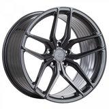 Z-Performance Wheels ZP2.1 19 Inch 8.5J ET35 5x120 Flow Forged Gloss Metal_