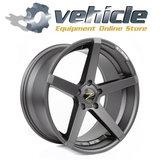 Z-Performance Wheels ZP.06 20 Inch 10J ET35 5x120 Flat Gun Metal_