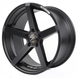 Z-Performance Wheels ZP.06 19 Inch 8.5J ET35 5x120 Flat Black_