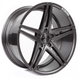 Z-Performance Wheels ZP4.1 19 Inch 9.5J ET45 5x112 Gun Metal_