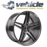 Z-Performance Wheels ZP4.1 19 Inch 9.5J ET40 5x120 Gun Metal_