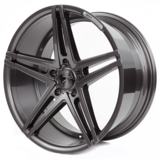 Z-Performance Wheels ZP4.1 19 Inch 8.5J ET35 5x120 Gun Metal_