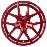 Z-Performance Wheels ZP.09 19 Inch 8.5J ET45 5x112 Candy Red_