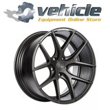 Z-Performance Wheels ZP.09 19 Inch 8.5J ET45 5x112 Flat Black_