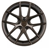 Z-Performance Wheels ZP.09 19 Inch 8.5J ET35 5x120 Flat Bronze_