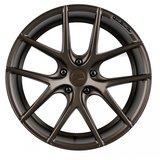 Z-Performance Wheels ZP.09 20 Inch 8.5J ET35 5x120 Flat Bronze_