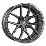 Z-Performance Wheels ZP.09 21 Inch 9J ET25 5x120 Flat Gun Metal_