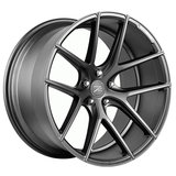 Z-Performance Wheels ZP.09 21 Inch 10.5J ET35 5x120 Flat Gun Metal_