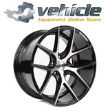 Z-Performance Wheels ZP.09 19 Inch 8J ET40 5x120 Phantom Black Polished_