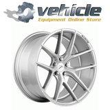Z-Performance Wheels ZP.09 19 Inch 8.5J ET35 5x120 Sparkling Silver_