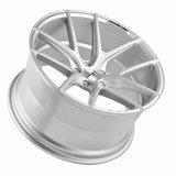 Z-Performance Wheels ZP.09 20 Inch 8.5J ET45 5x112 Sparkling Silver_
