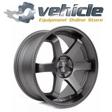 Z-Performance Wheels ZP.10 19 Inch 9.5J ET35 5x120 Flat Gun Metal_