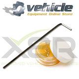 X8R0156 Ford Mondeo S-Max Galaxy Motorkap Ontgrendelingskabel Reparatieset 7