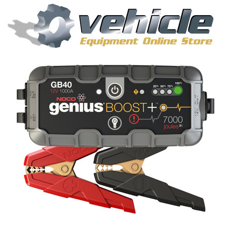 Noco Genius GB40 Lithium Plus Jump Starter 1000A