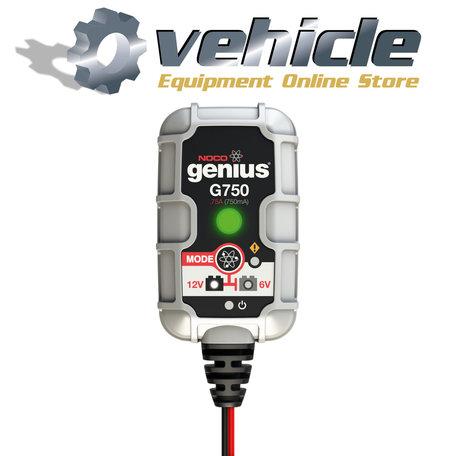 Noco Genius G750EU Acculader 0.75A