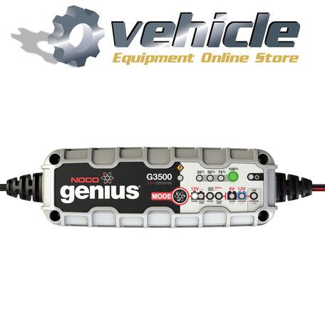 Noco Genius G3500EU Acculader 3.5A
