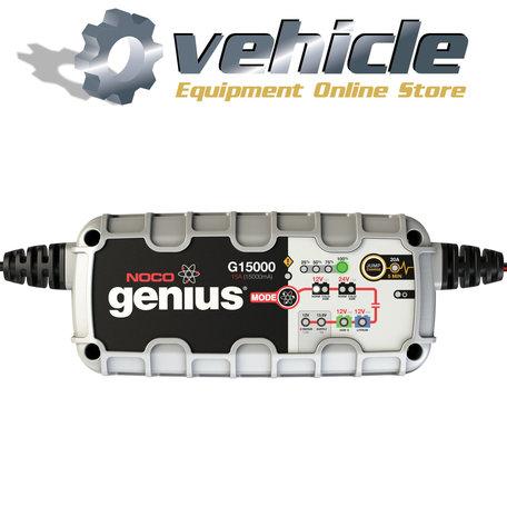 Noco Genius G15000EU Pro Acculader 15A