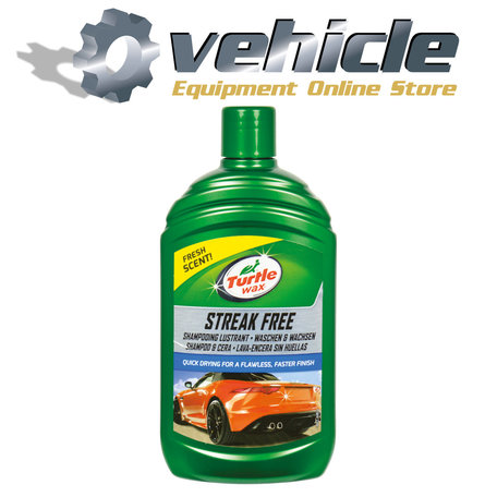 Turtle Wax 52874 GL StreakFree Wash & Wax 500ml