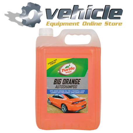 Turtle Wax 52817 Big Orange Shampoo 5 liter