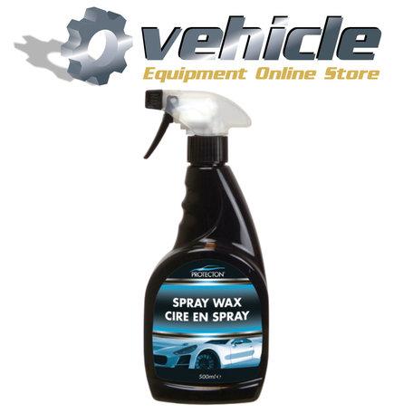 Protecton Spray Wax 500ml