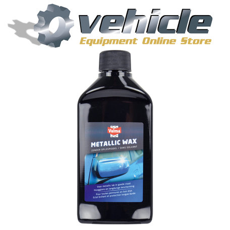 Valma L54R Metallic Wax 250ml