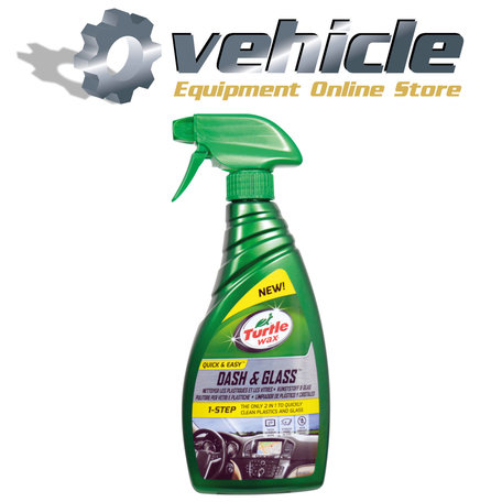 Turtle Wax 52860 GL Dash & Glass 500ml