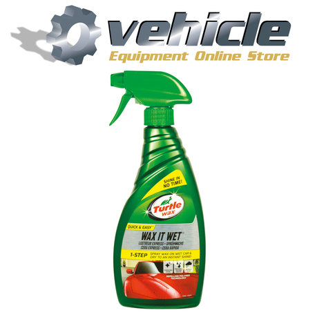 Turtle Wax 52876 GL Wax It Wet 500ml