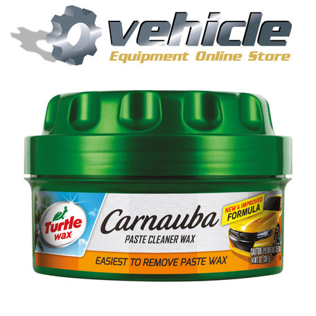 Turtle Wax 53045 Carnauba Cleaner Wax