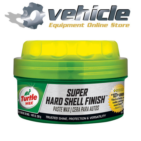 Turtle Wax 53190 Super Hard Shell Paste Wax
