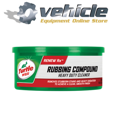 Turtle Wax 53188 Rubbing Compound Paste