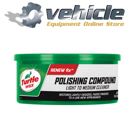 Turtle Wax 53189 Polishing Compound Paste