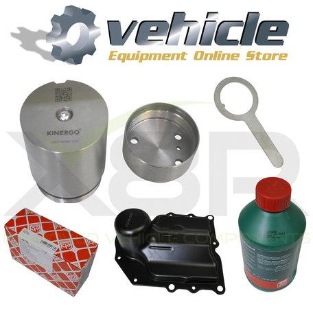 DSG Mechatronic 7 Accumulator Reparatie Kit Audi Skoda Seat VW