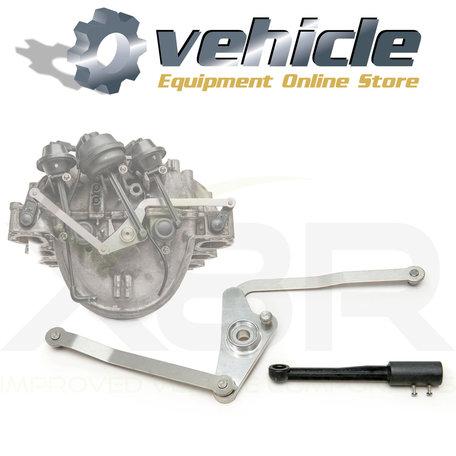 Mercedes M272 V6 M273 V8 Wervelkleppen Regelstang Inlaatspruitstuk Reparatie Kit