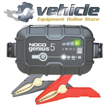 Noco Genius 5 Acculader Druppellader 5A