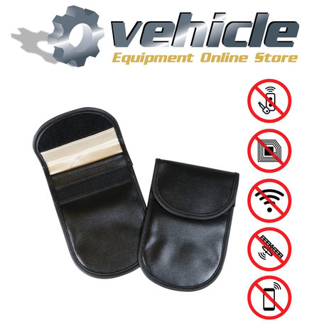 Autosleutel Beschermhoes RFID Signaal Blokker
