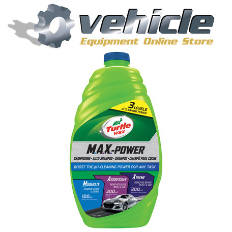 Turtle Wax 53381 M.A.X.-Power Car Wash Shampoo 1,42 liter