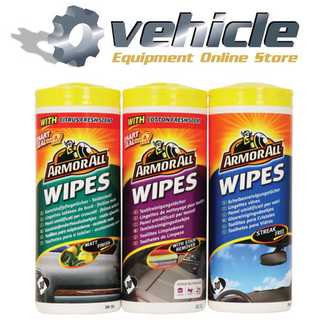 Armor All Wipes Interieur Voordeel Pack