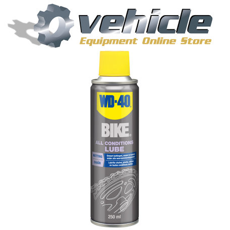 WD-40 Bike All Conditions Lube 250ml