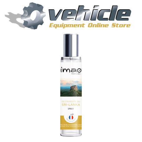 IMAO Auto Parfum Spray Découverte du Sri-Lanka