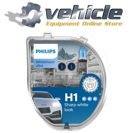 Philips H1 White Vision Ultra 12258WVUSM 2 stuks