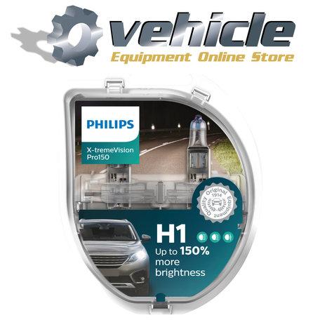Philips H1 X-treme Vision Pro150 12258XVPS2 2 stuks