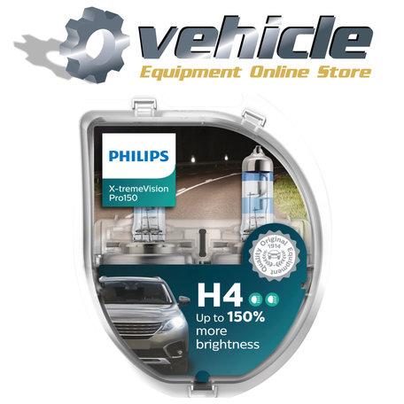 Philips H4 X-treme Vision Pro150 12342XVPS2 2 stuks